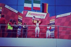 Ferrari Challenge Europa