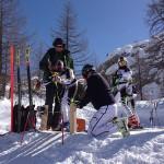 Gara sociale Sci Club Druscié Cortina