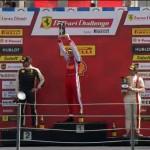 Grande weekend per Daniele Di amato a Monza